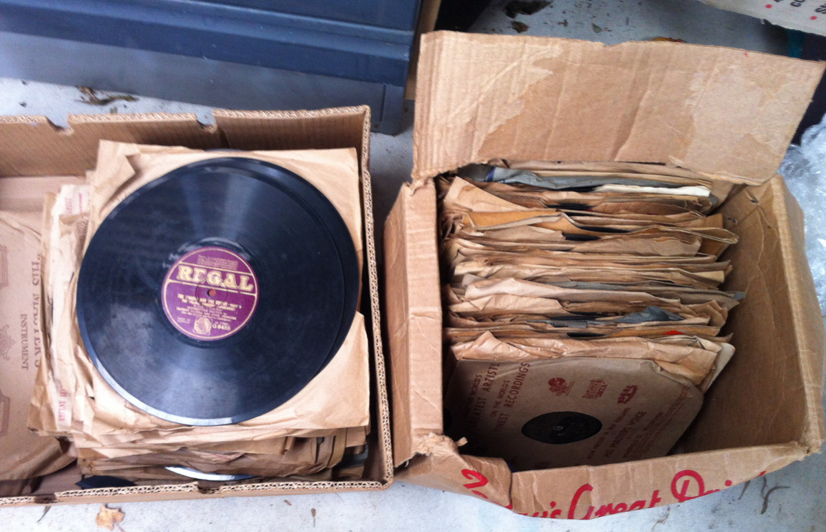 The Basic Value Of 78rpm Records In New